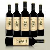 El Cantico Crianza Rioja (100% Tempranillo)
