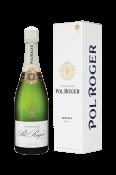 Pol Roger Brut Reserve NV Gift Pack